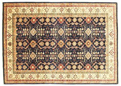 Пакистанский шерстяной ковер ручной работы 288 х 203 см