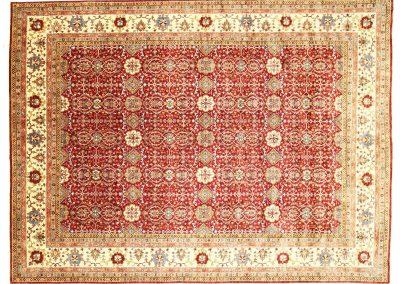 Пакистанский шерстяной ковер ручной работы 402 х 300 см
