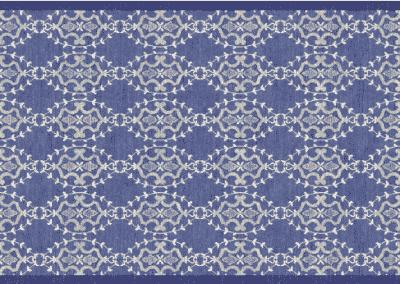Khasyanov Design – луксозен ръчно тъкан килим 250 х 150 см