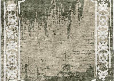 Версай борд – луксозен ръчно тъкан килим от вълна и коприна – 380 х 340 см