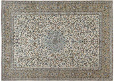 Кашан – персийски ръчно тъкан килим 405 х 306 см