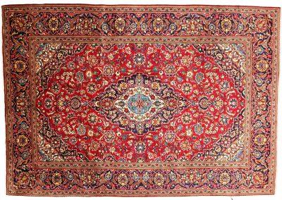 Кашан – персийски ръчно тъкан килим 345 х 260 см