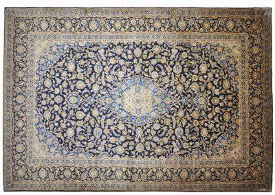 Кашан – персийски ръчно тъкан килим 398 х 273 см