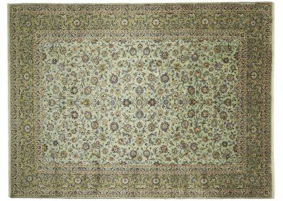 Кашан – персийски ръчно тъкан килим 410 х 306 см