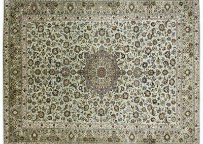 Кашан – персийски ръчно тъкан килим 384 х 309 см