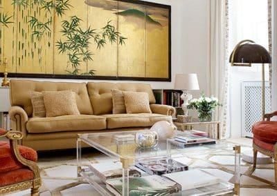 Geometrics 1 – модерен ръчно тъкан килим 400 х 300 см