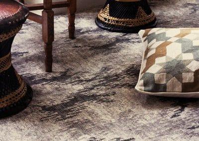 Ikat – модерен ръчно тъкан килим 300 х 200 см