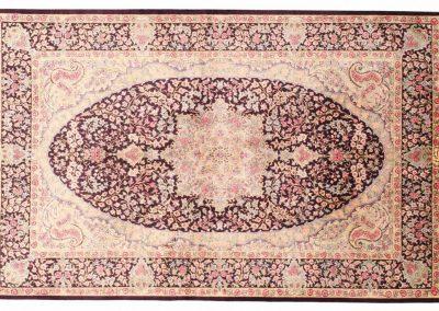 Кум – персийски луксозен килим от 100% коприна \ 156 х 100 см