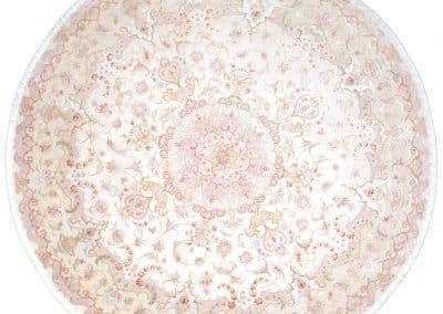 Табриз – луксозен ръчно тъкан персийски килим   251 х 251 см