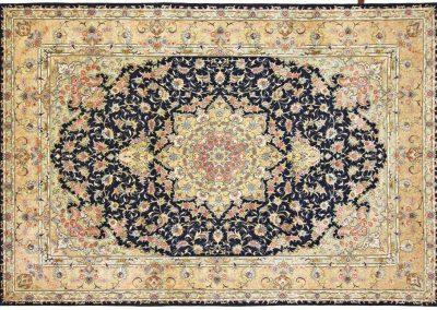 Табриз – луксозен персийски ръчно тъкан килим \ 353 х 243 см