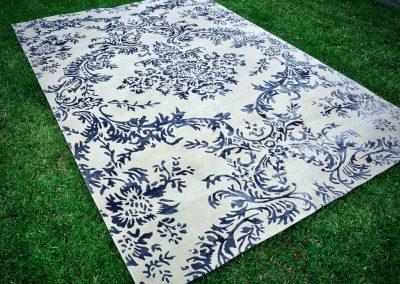 Ренесанс – хималайска вълна и бамбукова коприна – 310 х 215 см