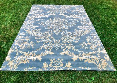 Ренесанс – хималайска вълна и бамукова коприна – 255 х 175 см