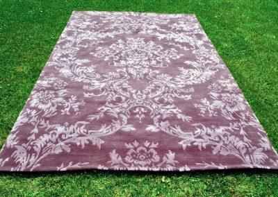 Ренесанс – хималайска вълна и бамбукова коприна – 280 х 190 см