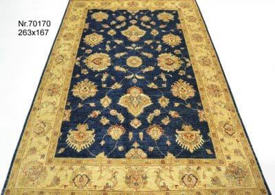 Ziegler – 100% Wool – 263 x 167 cm