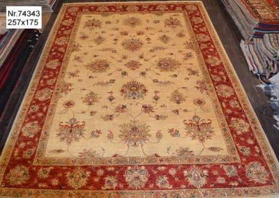 Ziegler – 100% wool – 257 x 175 cm