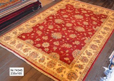 Ziegler – 100% wool – 235 x 165 cm