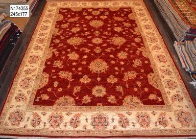 Ziegler – 100% wool – 245 x 177 cm