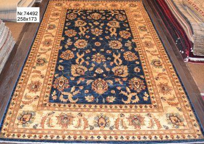 Ziegler – 100% wool – 258 x 173 cm