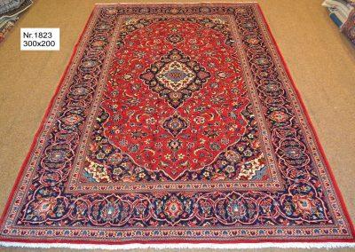 Персийски ръчно тъкан килим – 100% вълна – 300 х 200 см