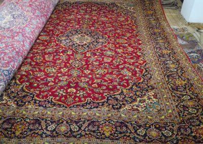 Персийски ръчно тъкан килим – 100% вълна – 400 х 290 см