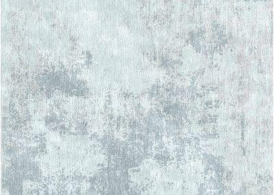 ABSTRACT NEW GREY — натуральный шелк — индивидуальные размеры