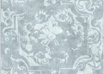 SAVOY NEW GREY — натуральный шелк — индивидуальные размеры