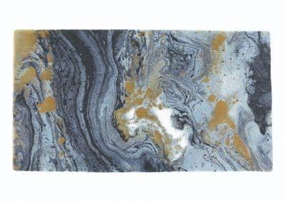 Midnight – килим за баня – 80 х 150 см