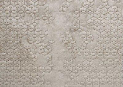 Fields – 100% Chinese Silk – 300 x 250 cm