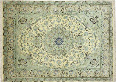 Табриз – персийски килим от финна вълна и коприна – 205 х 149 см
