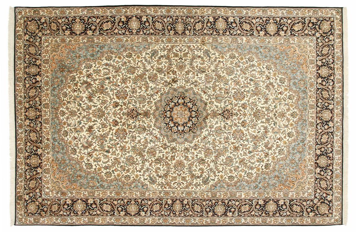 Копринени килими