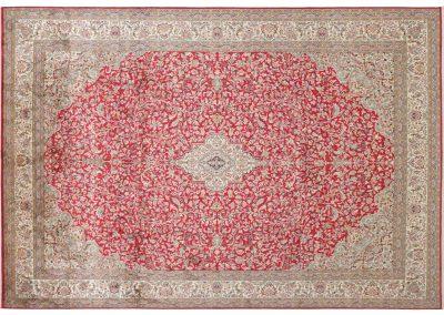 Кашмир – 100% естествена коприна – 304 х 213 см