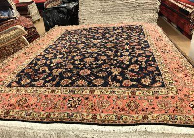 Табриз – персийски килим от финна вълна и коприна – 247 х 201 см