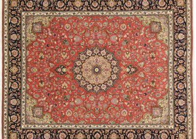 Табриз – персийски килим от финна вълна и коприна – 302 х 245 см