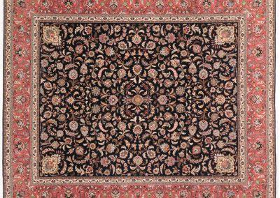 Табриз – персийски килим от финна вълна и коприна – 302 х 250 см