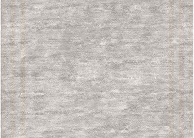 Art Deco Border — 100% натуральный шелк — 300 х 250 см