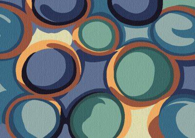Geometrics – 100% New Zealand Wool – 300 x 200 cm