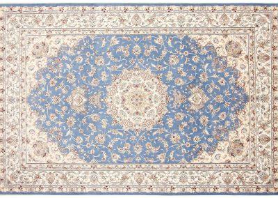 Persian Tabriz Rug – wool & silk – 300 x 200 cm