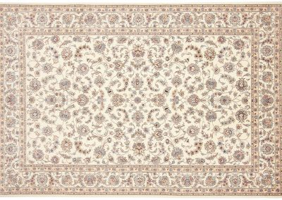Persian Tabriz Rug – wool & silk – 304 x 202 cm
